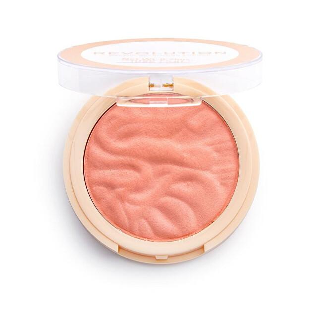 Revolution Dlouhotrvající tvářenka Reloaded Peach Bliss 7,5 g