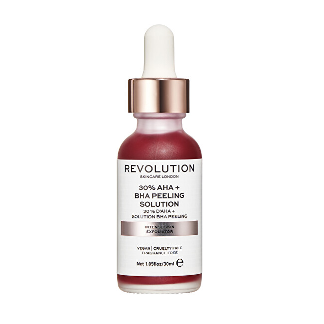 Revolution Skincare Intenzivně čisticí peeling (Intense Skin Exfoliator-Peeling) 30 ml