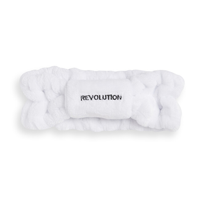 Revolution Kosmetická čelenka Revolution Skincare (Headband) 1 ks