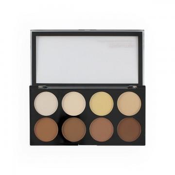Makeup Revolution Iconic konturovací paletka Lights & Contour Pro
