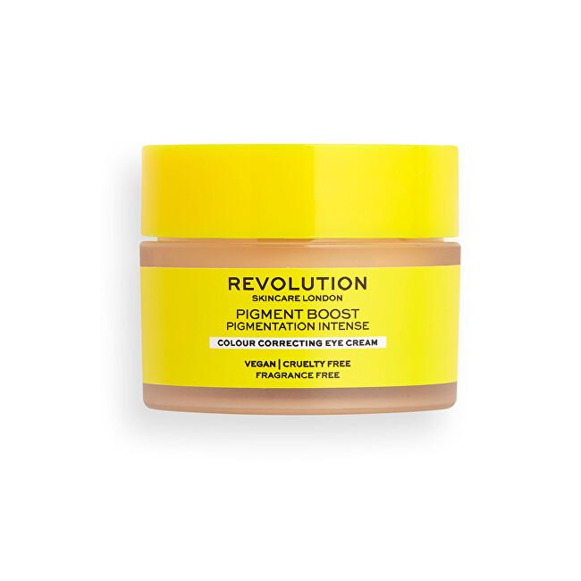 Revolution Oční krém Revolution Skincare Pigment Boost (Colour Correcting Eye Cream) 15 ml
