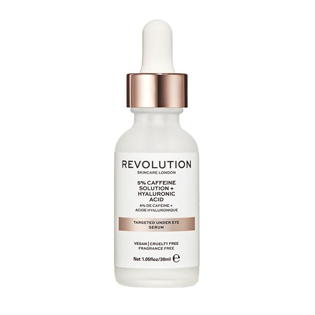 Revolution Oční sérum s extraktem kofeinu (Targeted Under Eye Serum) 30 ml