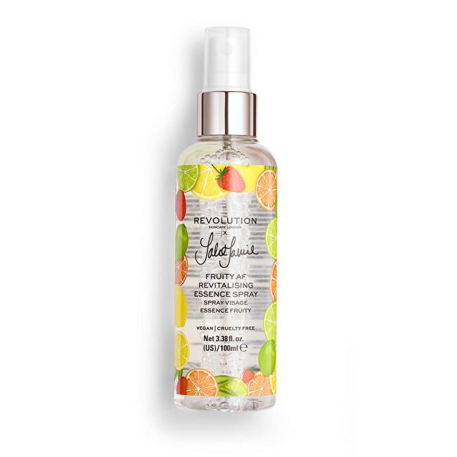 Revolution Osvěžující pleťový sprej Skincare Jake - Jamie (Revitalising Essence Spray) 100 ml