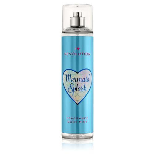 Revolution Osvěžující tělová mlha s kokosovou vůní Mermaid Splash (Fragrance Body Mist) 236 ml