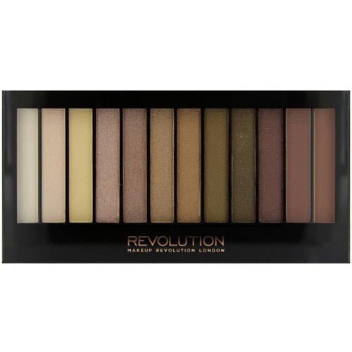 Makeup Revolution Iconic Dreams paletka 12 očních stínů