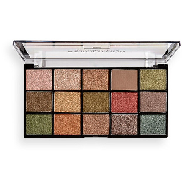 Revolution Paletka očních stínů ReLoaded Empire Eyeshadow Palette 165 g