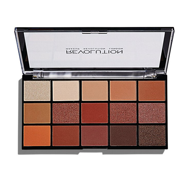 Revolution Paletka očných tieňov Re-Loaded Palette Iconic Fever 16,5 g
