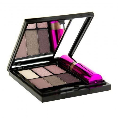 Makeup Revolution Paletka očních stínů se rtěnkou Jsem zamilovaná I LOVE make-up I am Love 10 g