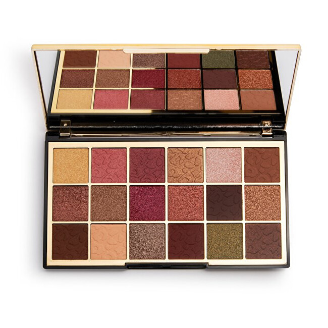 Revolution Paletka očných tieňov Wild Animal Palette (Eye Shadow Palette) 18 g