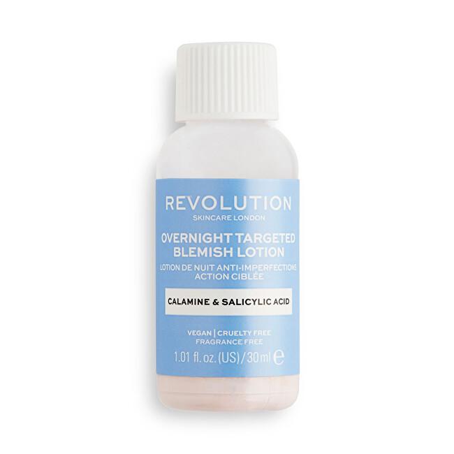 Makeup Revolution Overnight Targeted Blemish Scincare Blemish Lotion 30 ml
