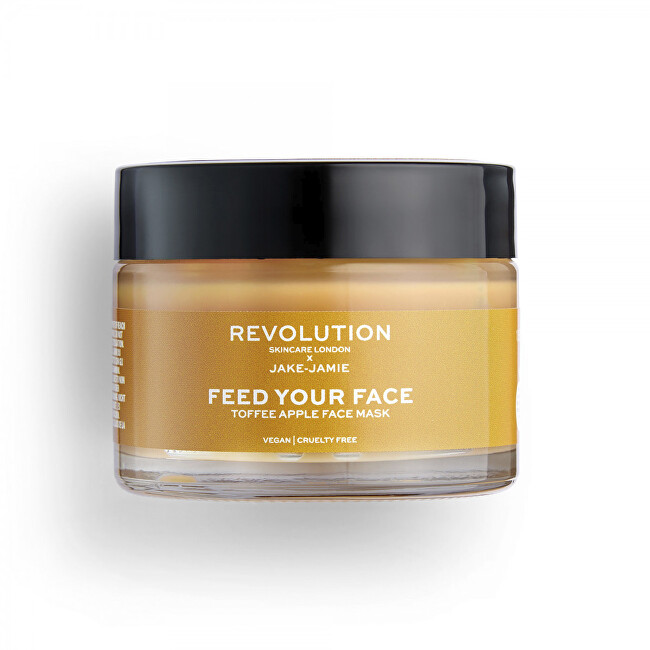 Revolution Pleťová maska Skincare Jake - Jamie (Toffee Apple Face Mask) 50 ml