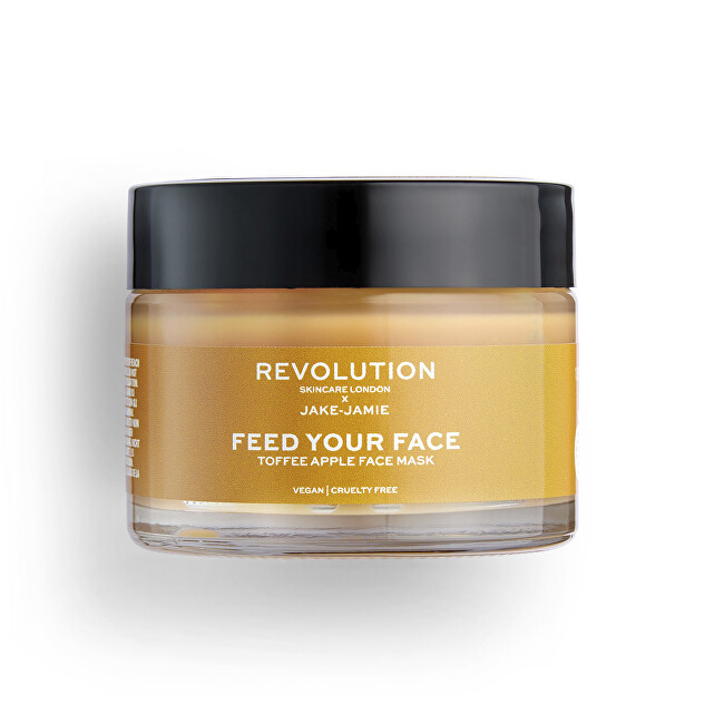 Revolution Skincare Pleťová maska Skincare Jake - Jamie (Toffee Apple Face Mask) 50 ml