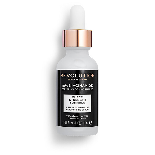 Revolution Blemish And Pore Refining Serum (10% Niacinamide + 1% Zinc)