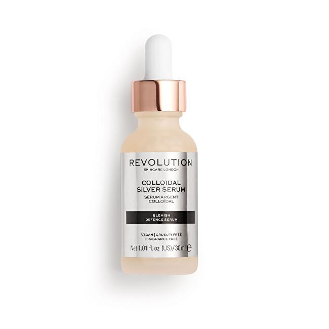 Makeup Revolution Skincare Colloidal Silver Serum 30 ml