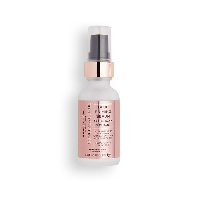 Revolution Skincare Podkladové sérum Revolution Skincare (Conceal   Define Blur Priming) 30 ml