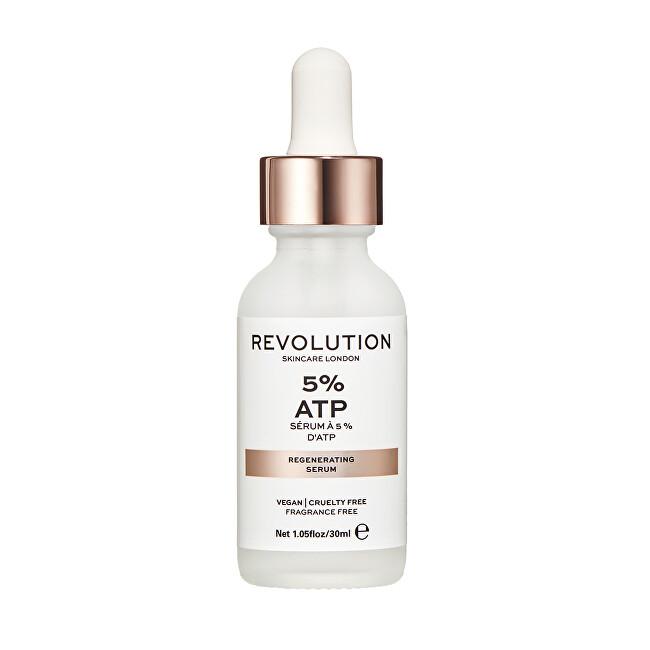 Revolution Regenerační a hydratační sérum Skincare 5% ATP (Hydration & Regenerating Serum) 30 ml
