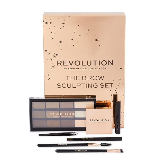 Revolution Darčeková sada The Brow Sculpting Set