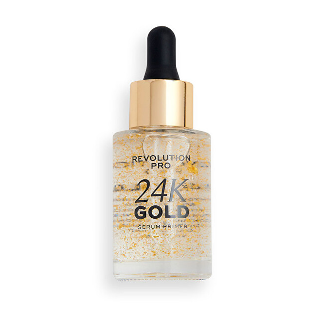 Revolution PRO Podkladová báza pod make-up PRO 24k Gold (Priming Serum) 28 ml
