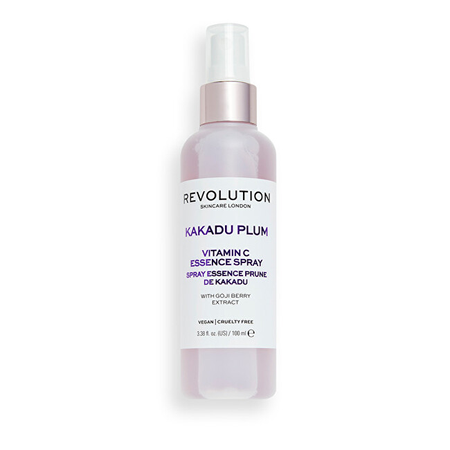 Revolution Skincare Sprej na pleť Kakadu Plum Skincare (Regenerating Essence Spray) 100 ml