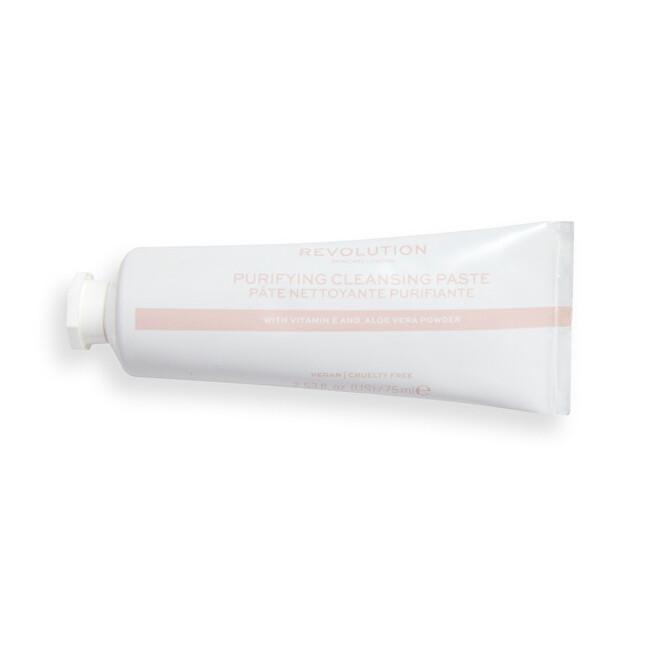 Revolution Skincare Čisticí pleťový krém Skincare (Purifying Cleansing Paste) 75 ml