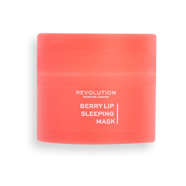 Revolution Skincare Maska na rty Berry Lip Sleeping Mask 10 g
