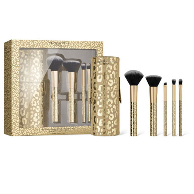 Revolution PRO Sada štetcov New Neutral Brush Set