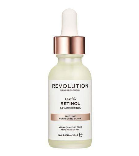 Revolution Sérum pro jednotný tón pleti (Fine Line Correcting Serum-0.2% Retinol) 30 ml