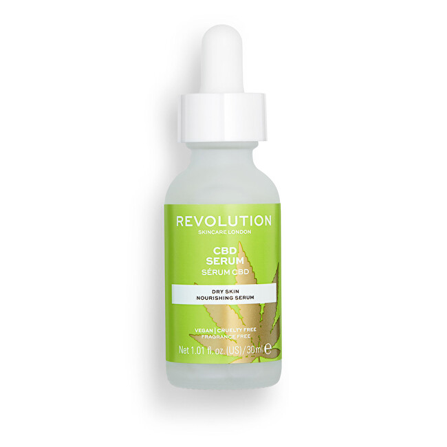 Makeup Revolution Skincare CBD Serum 30 ml