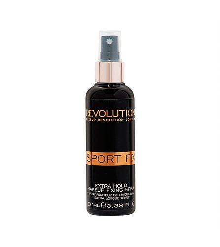Revolution Silný fixačný sprej make-upu Sport Fix (Spray Makeup Sport Fix Extra Hold) 100 ml
