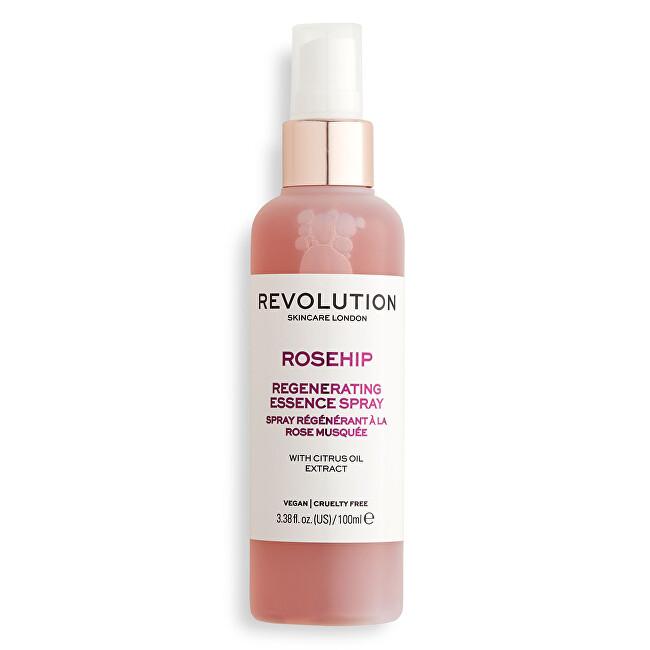 Revolution Sprej na pleť Rosehip Seed Oil Scincare (Regenerating Essence Spray) 100 ml