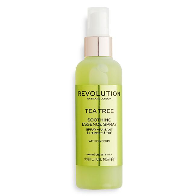 Revolution Sprej na pleť Tea Tree Scincare (Soothing Essence Spray) 100 ml