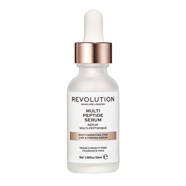 Revolution Skincare Zpevňující sérum proti vráskam s peptidy (Multi Targeting and Firming Serum) 30 ml