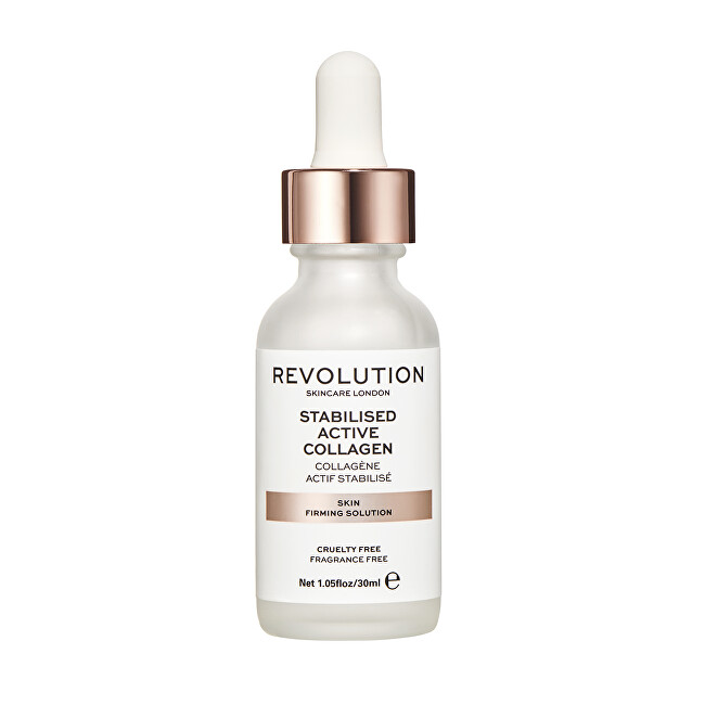 Revolution Skincare Zpevňující sérum s aktívnym kolagénom (Skin Firming Solution, Stabilised Active Collagen ) 30 ml