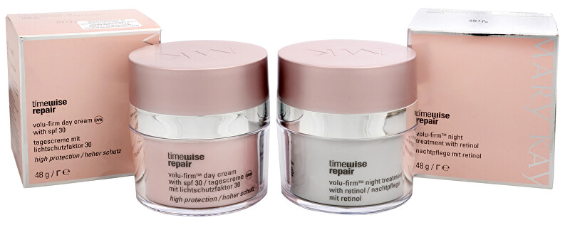 Mary Kay Duo péče pro den a noc TimeWise Repair VoluFirm Day Cream  Night Treatment