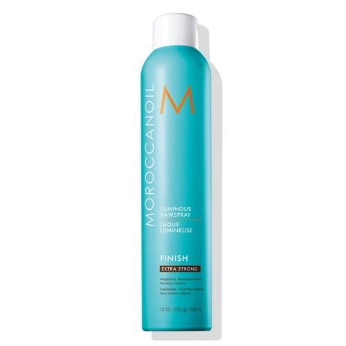 Moroccanoil Lak na vlasy s extra silnou fixací (Luminous Hairspray Extra Strong) 75 ml