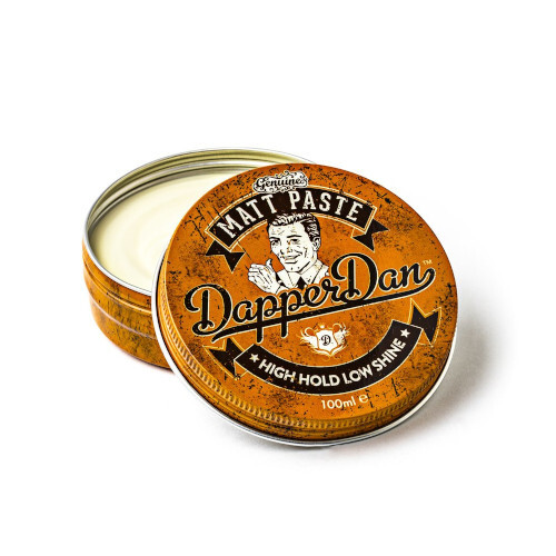 Mr. Bear Matující pasta na vlasy Dapper Dan (Matt Paste) 100 ml