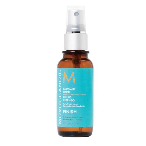 Moroccanoil Stylingový sprej pro lesk vlasů Finish (Glimmer Shine) 50 ml