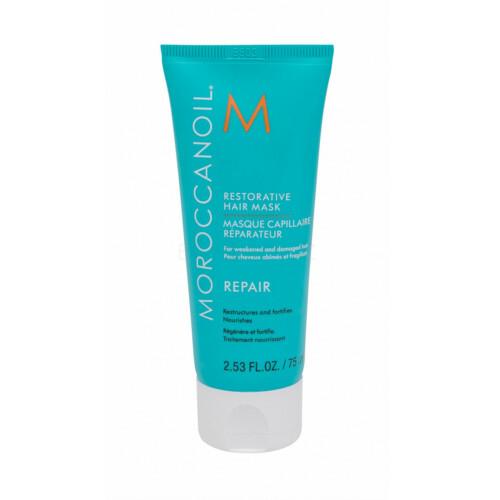 Moroccanoil Regenerační maska na poškozené vlasy pro ženy (Restorative Hair Mask) 75 ml