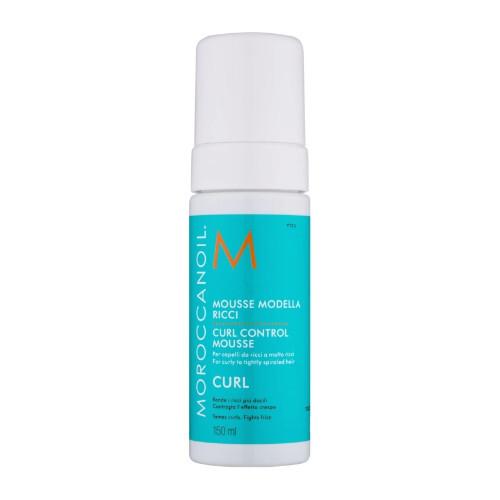 Moroccanoil Stylingová pěna pro kudrnaté vlasy (Curl Control Mousse) 150 ml