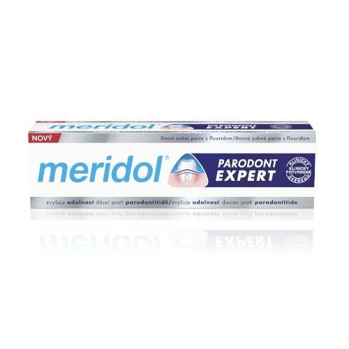 Meridol Zubní pasta proti krvácení dásní a parodontitidě Paradont Expert 75 ml