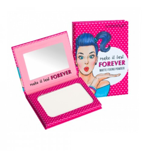 Misslyn Zmatňujúci fixačný púder Make It Last Forever (Matte Fixing Powder) 6 g