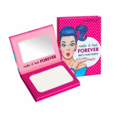 Misslyn Matující fixační pudr Make It Last Forever (Matte Fixing Powder) 6 g