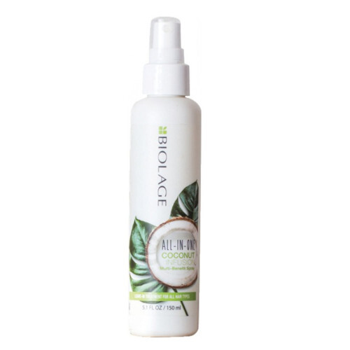 Biolage Multifunkční sprej na vlasy All In One Coconut Multi Benefit Spray 150 ml