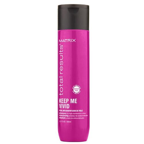 Matrix Šampon pro barvené vlasy Total Results Keep Me Vivid (Pearl Infusion Shampoo) 300 ml