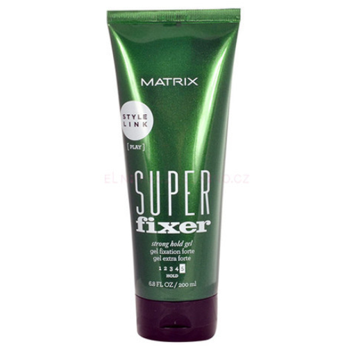 Matrix Silně tužící gel na vlasy Style Link (Super Fixer Strong Hold Gel) 200 ml