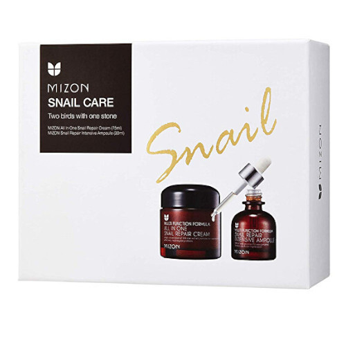 Mizon Kosmetická sada Snail Care (Two Birds With One Stone)