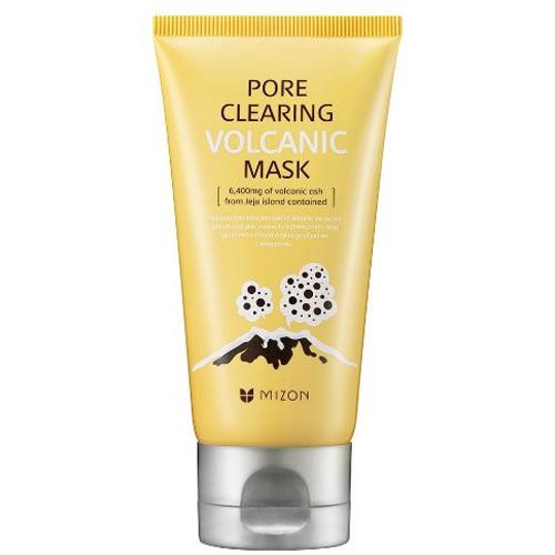 Mizon Pleťová maska s obsahem 6400 mg vulkanického popela (Pore Clearing Volcanic Mask) 80 ml