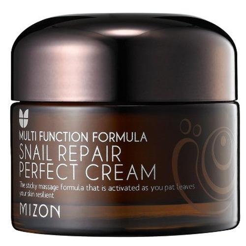 Mizon Pleťový krém s filtrátom hlemýždího sekrétu 60% pre problematickú pleť (Snail Repair Perfect Cream) 50 ml