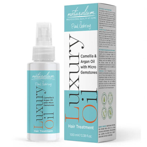 Naturalium Bezoplachové regenerační sérum na vlasy (Luxury Oil Hair Treatment) 100 ml