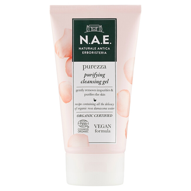 N.A.E. Čistící gel Purezza (Purifying Cleansing Gel) 150 ml